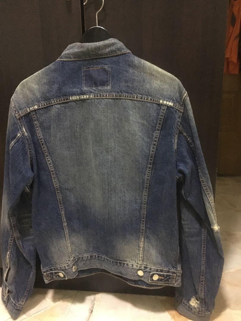 Levis 509 Denim Jacket