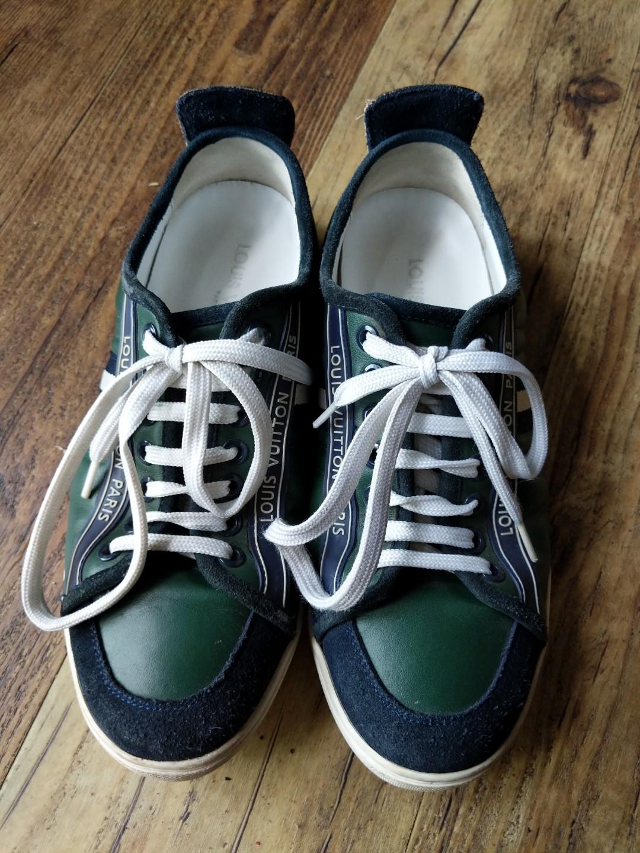 on sale 908f3 fafc2 LV sneakers, Men s Fashion, Footwear, Sneakers on Carousell