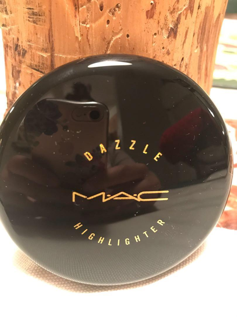 MAC Ellie Goulding Dazzle Highlight