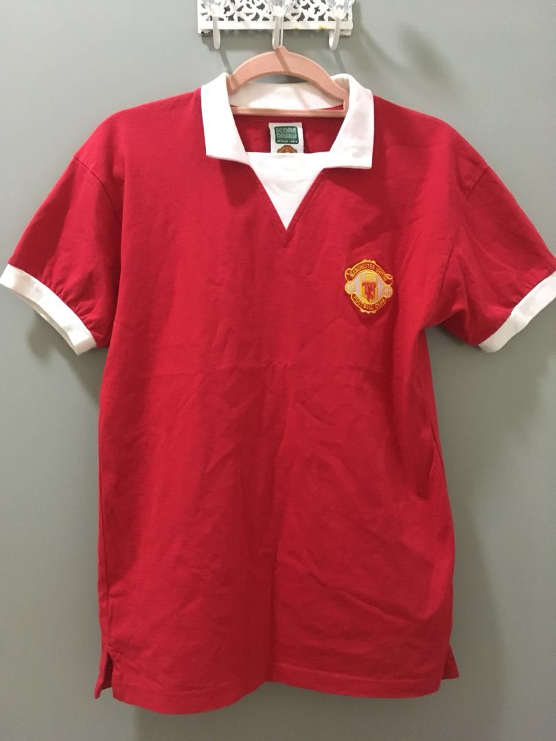 pretty nice 76979 f6ca8 Manchester United 1973 George Best Aunthentic replica