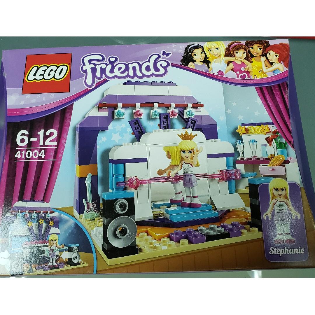 MISB 全新 Lego 41004 Friends 系列 Rehearsal Stage (100%靚盒)