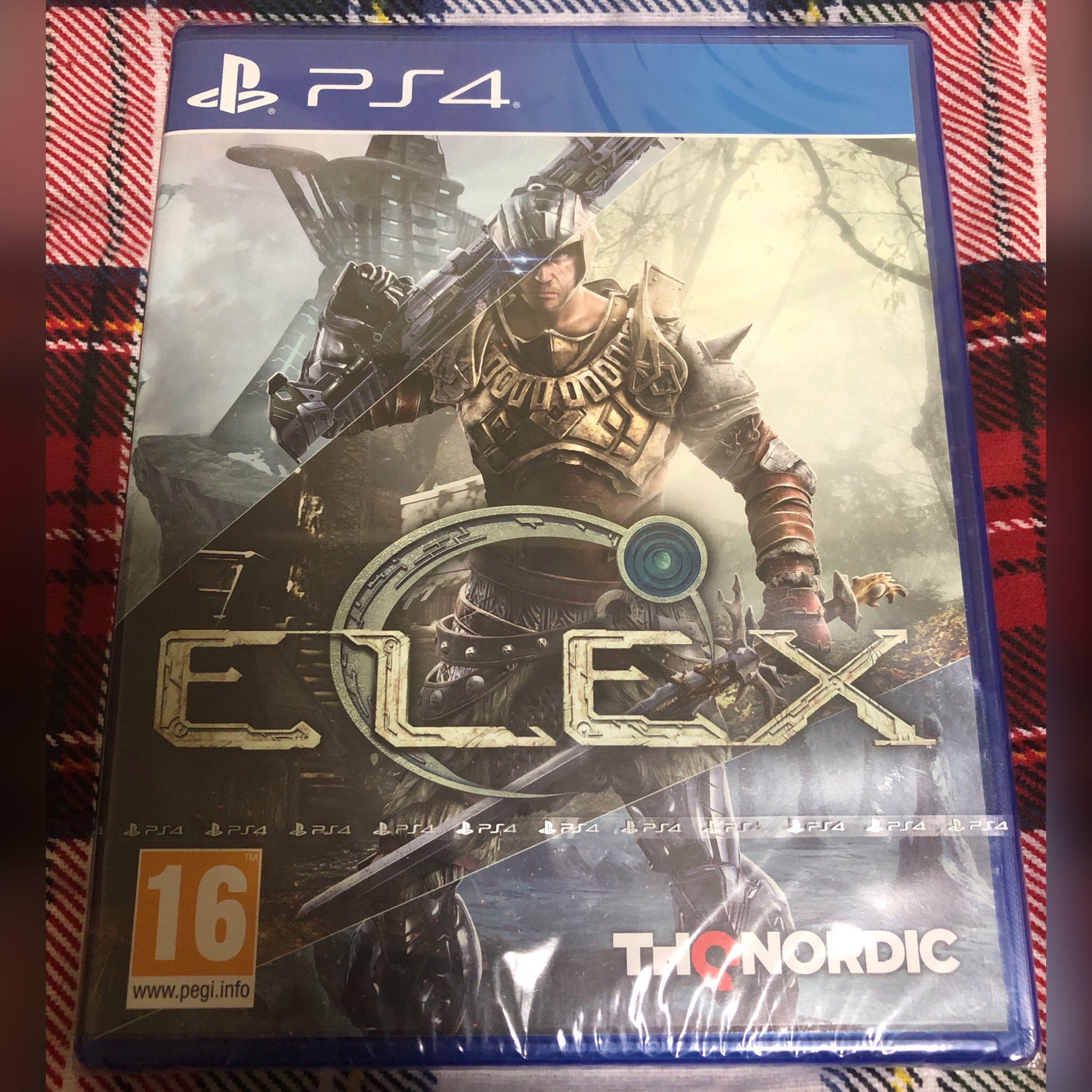 NEW* Elex PS4 RPG Game Playstation 4 PS 4, Toys & Games