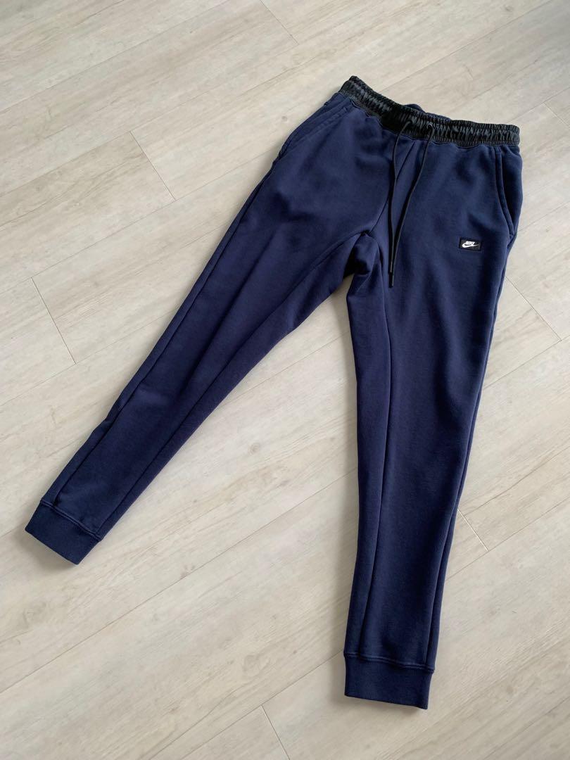 66db504e1c7a Nike Jogger Sweat Pants (Navy) - Brand New