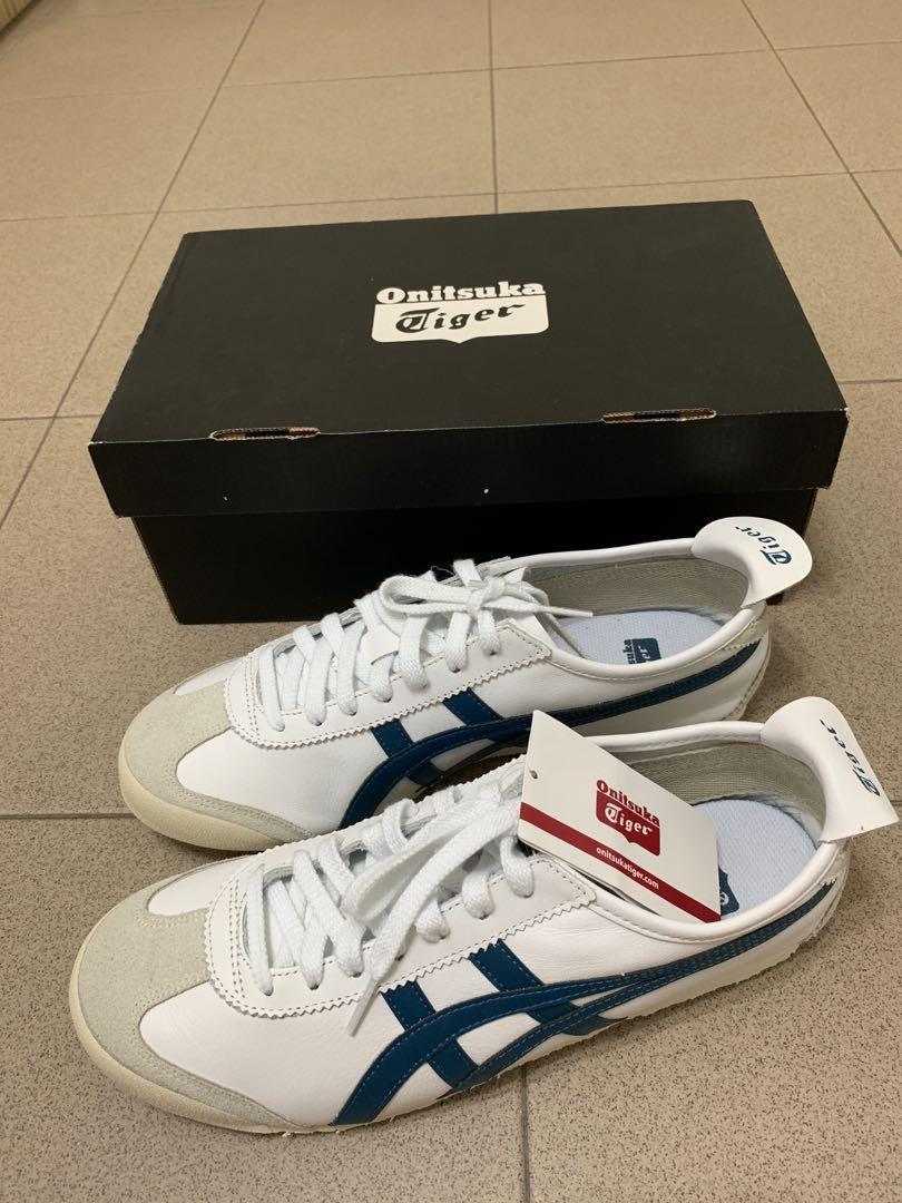 Onitsuka Tiger Mexico 66 White/ink blue