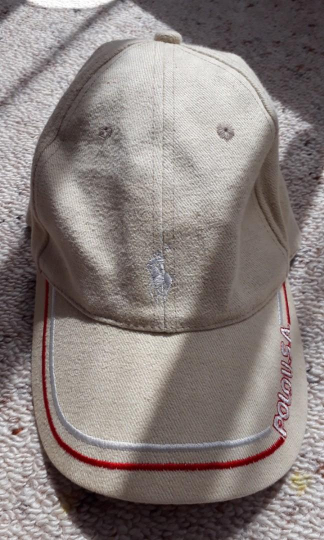 POLO USA CAP