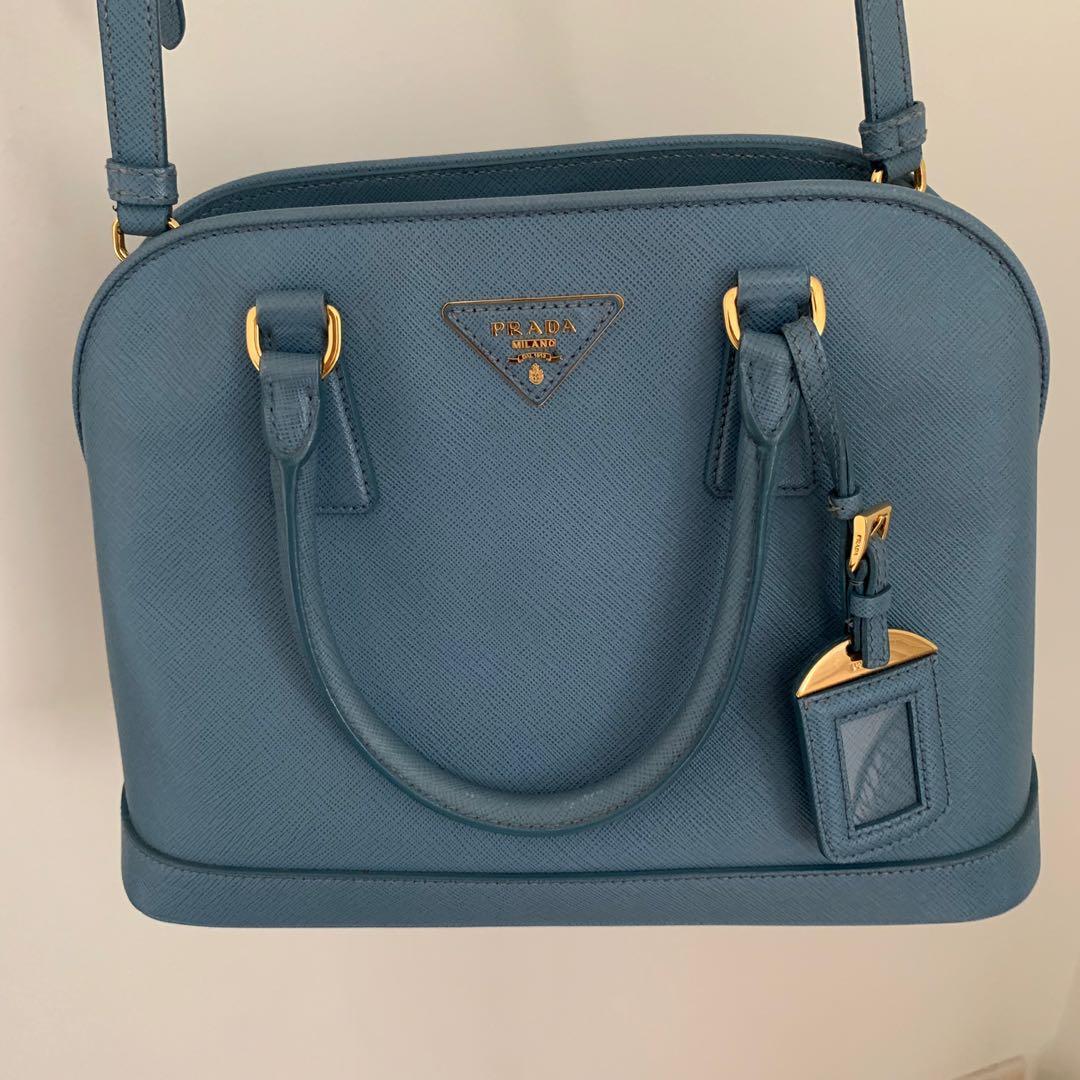 08607768bccede Prada Milano Handbag - BN2567, Women's Fashion, Bags & Wallets, Handbags on  Carousell