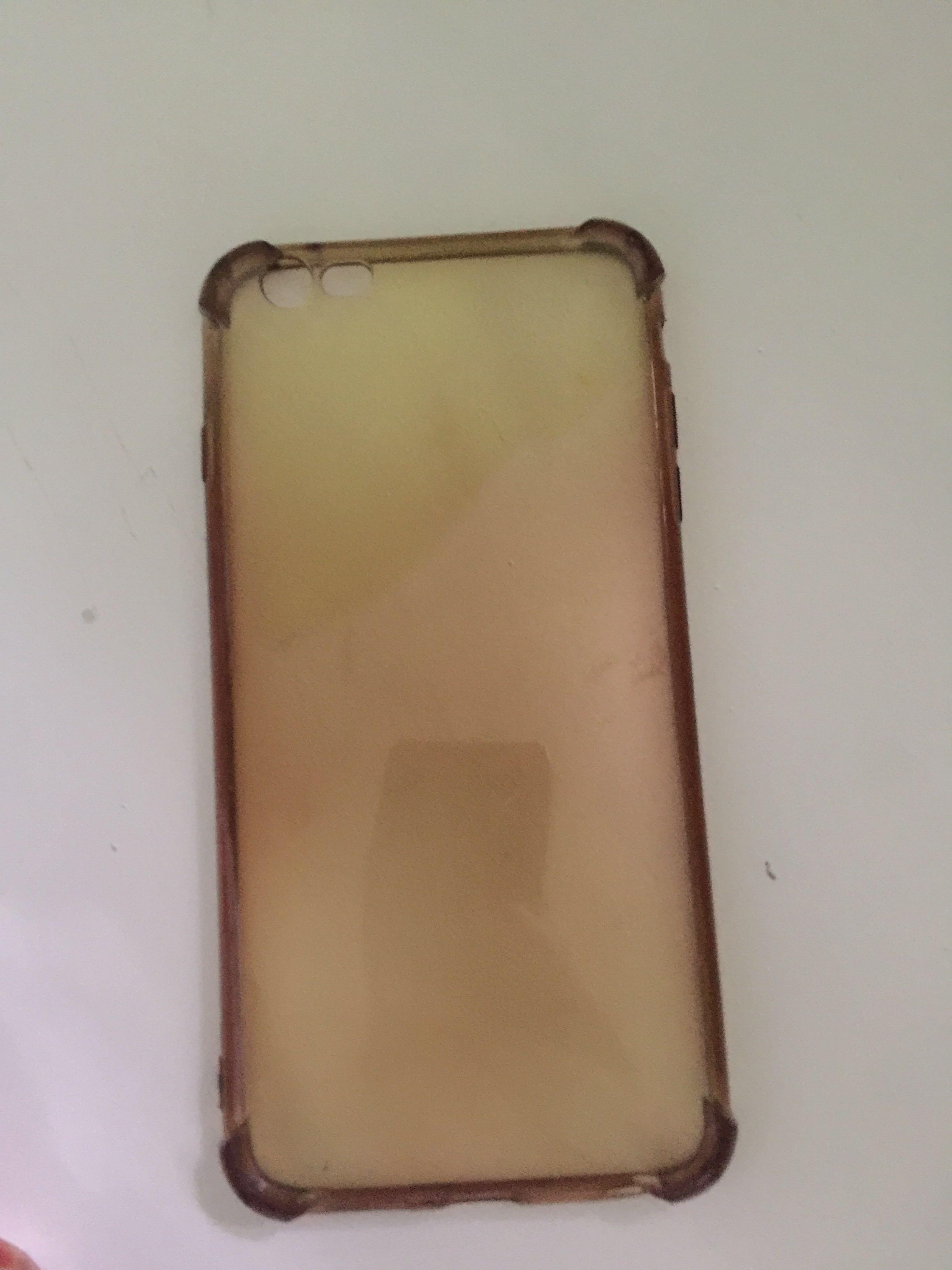 #prelovedwithlove Softcase anticrack iphone 6+ #CNY19