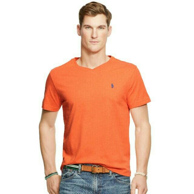 d4dc92b4b824 Brand New Authentic POLO Ralph Lauren V-Neck T-Shirt S, Luxury ...