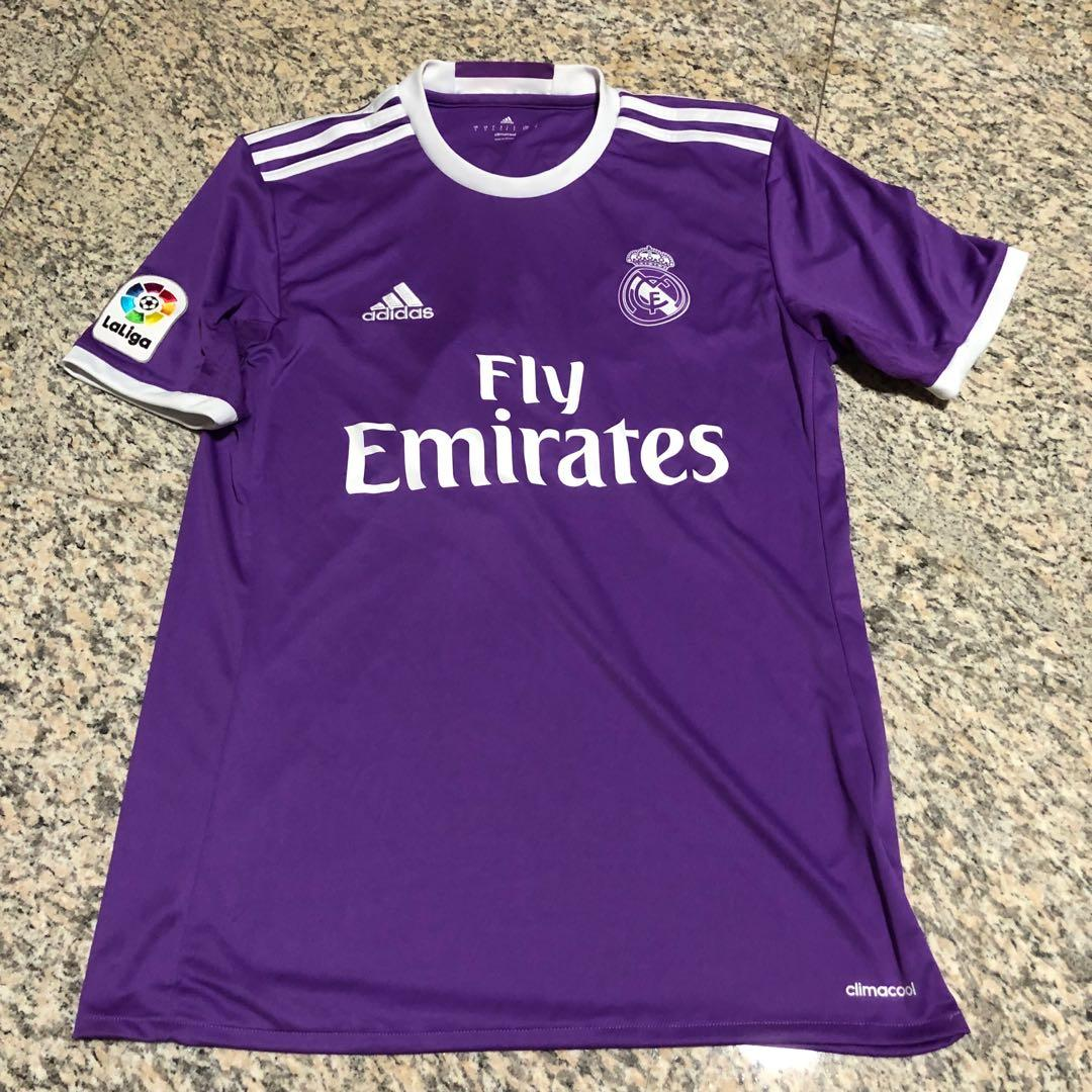 sports shoes 1c5d8 445de Real Madrid 2017 Sergio Ramos Jersey, Sports, Sports Apparel ...