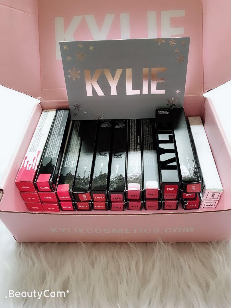 Saleauthentic Kylie Matte And Velvet Liquid Lip Health