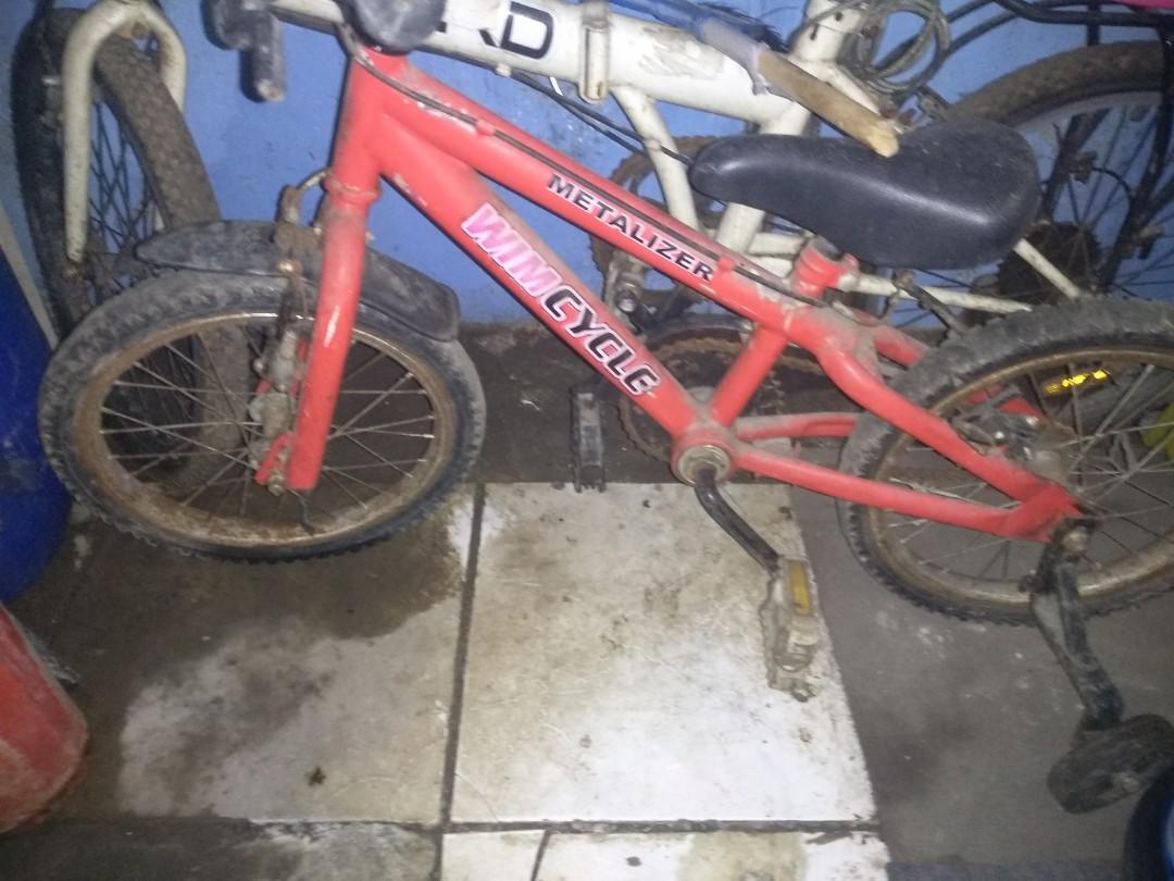 Sepeda anak2