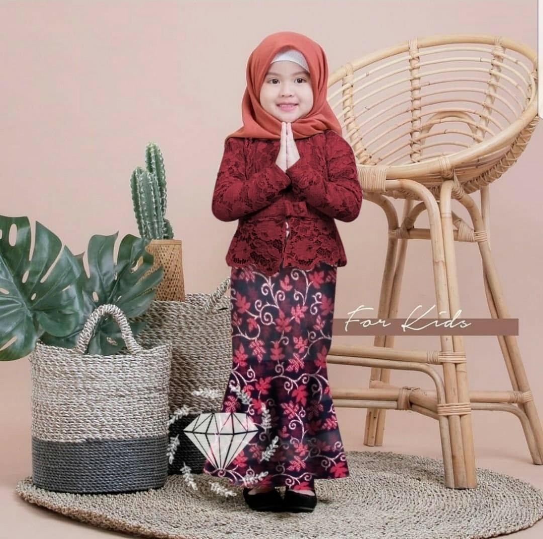 Set shiren batik