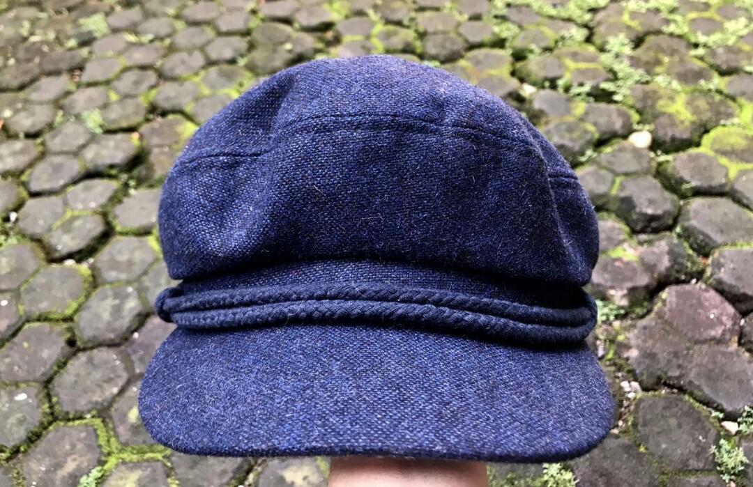 4957be11 Topi BRIXTON original, Men's Fashion, Men's Accessories, Caps & Hats ...