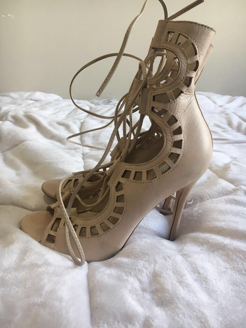 Windsor Smith Gillie Heel