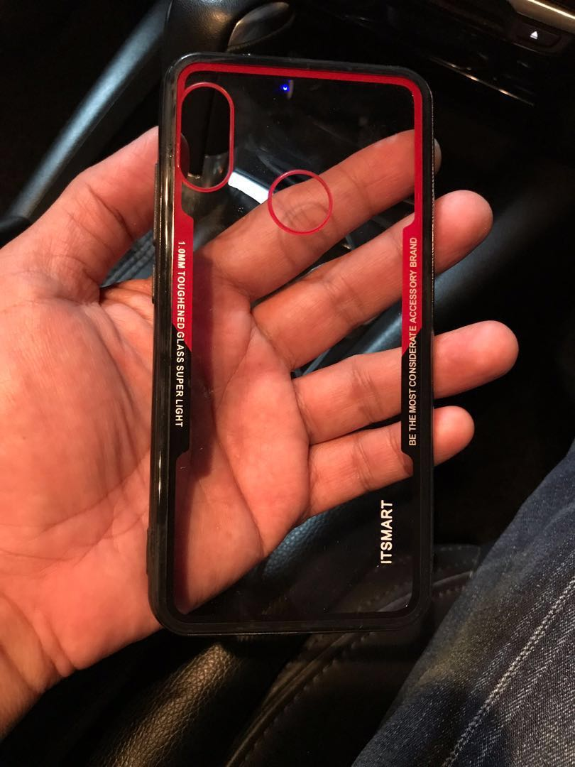 pretty nice 891e5 8615f Xiaomi mi A2 Lite Cover Casing