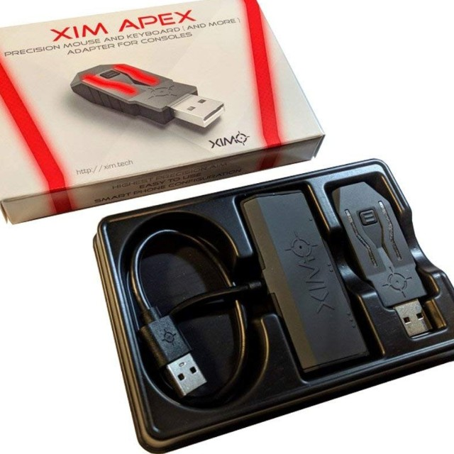 Xim APEX for consoles