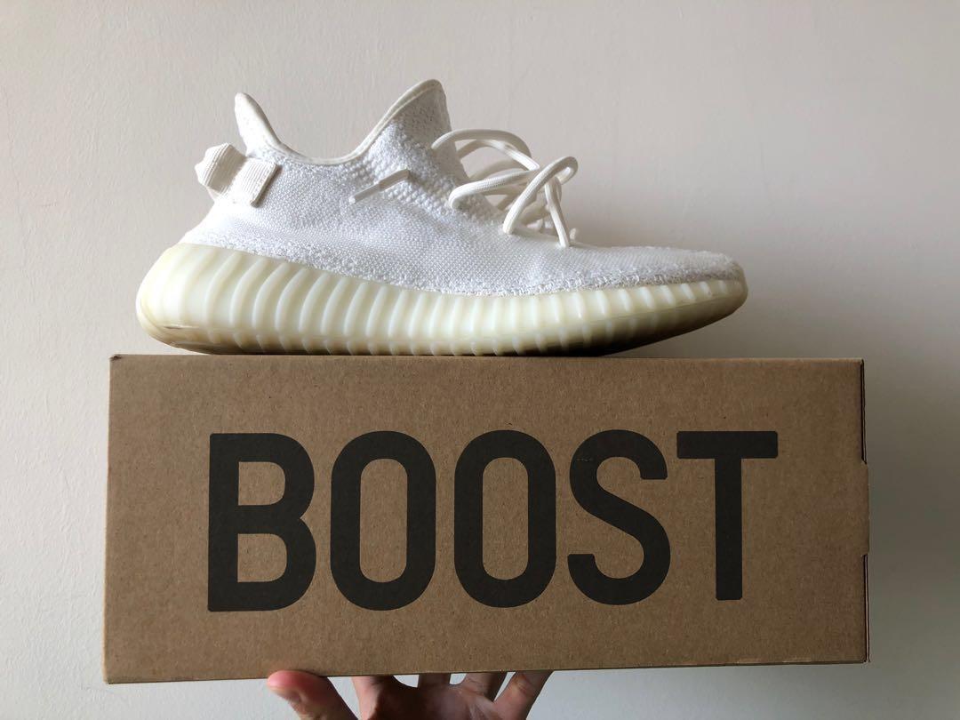 be903028d Yeezy Boost 350 V2 Cream White UK10 US10.5