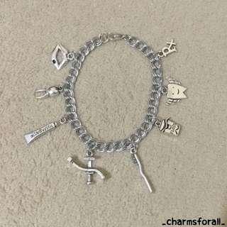 Deluxe Dentist Charm Bracelet