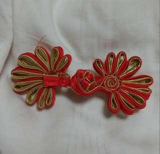 Embroidery and Chinese Buttons