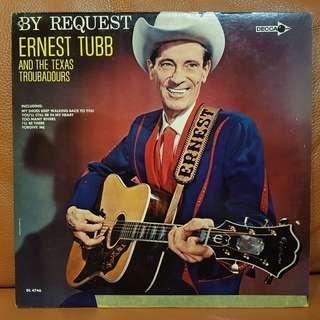 Ernest Tubb Vinyl Record