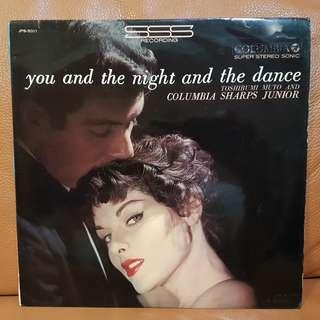 You And The Night And The Dance Vinyl Record