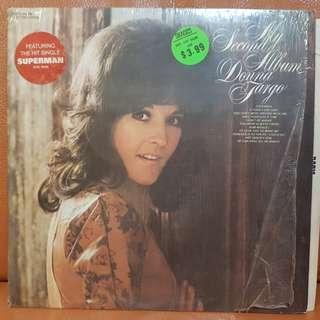 Donna Fargo - My Second Album  Vinyl Record