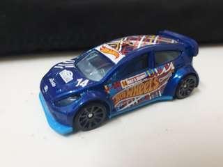 Hotwheels - Loose Ford Fiesta