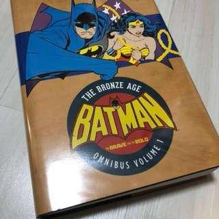 Batman Brave and the Bold Omnibus Vol.1