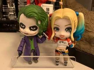 粘土人 672 566 小丑 小丑女 Joker Harley Quinn 自殺特工隊 蝙蝠俠