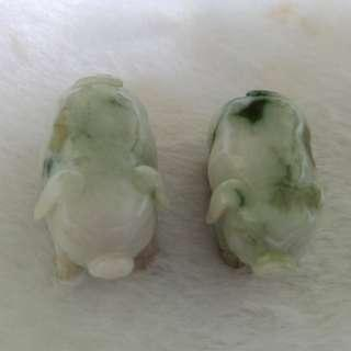 Jade Carving: Boar Figurine