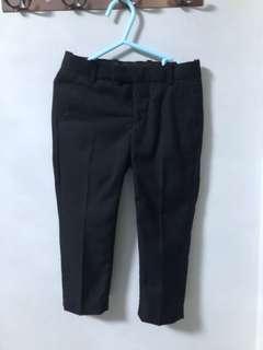 BN H&M Black Pants trouser size 2-3yo Eur98