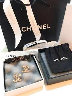 Fast deal Chanel earrings