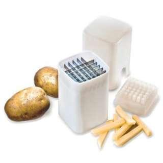 INC POST 💛 ASOTV Potato Chipper - Perfect Fries Cutter!