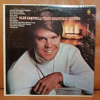 Glen Campbell - That Christmas Feeling Vinyl Record