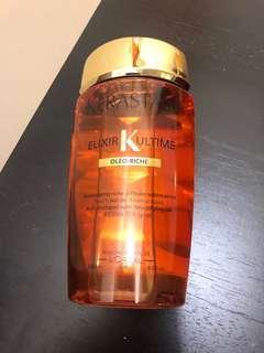 Elixir Ultime Rich Shampoo極緻全效修護潔油滋養浴髮乳250ml