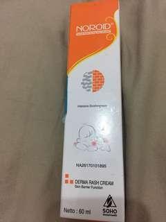 Noroid derma rash cream