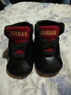 fdb775bf360724 Hightop baby jordan sneakers(high chucks)