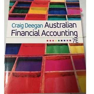 Australian Financial Accounting