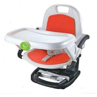 babyelle foldable and easy carry booster seat