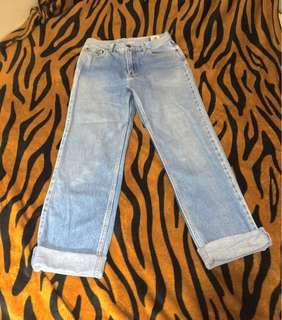 TEXWOOD MOM JEANS SIZE 28 💓