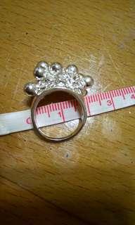 🚚 刻925銀戒指