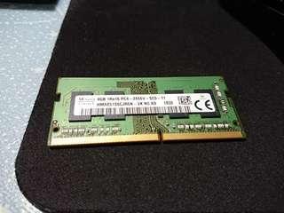 SK Hynix 4GB DDR4 2666 SODIMM