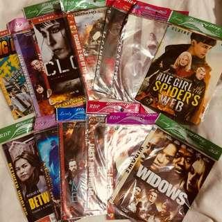 Latest Movies all DVD Copy Take all for 100