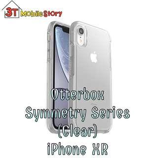 🚚 Otterbox Symmetry Series (Clear) for iPhone XR