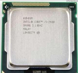 Intel i5-2400 processor