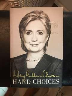 Hard choices Hillary Rodham Clinton