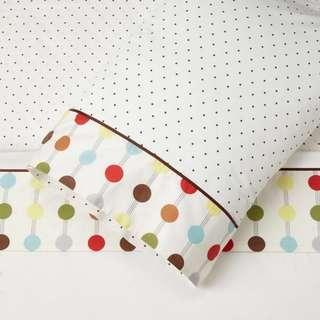 2558. Skip Hop 3pcs Bed Sheet Set