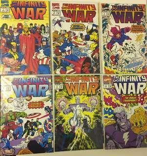 Infinity War Full set