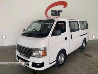 Nissan Urvan Auto