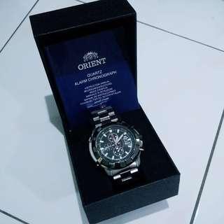 Big Orient Chronograph
